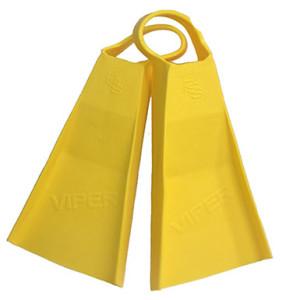 Viper-Vectors-V-5-Bodyboarding-and-Bodysurfing-12.5-cm-Swim-Fins-in-Yellow