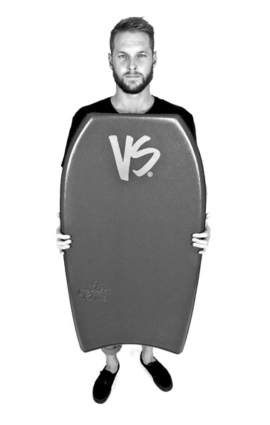 Vs Bodyboards - Joe Clarke