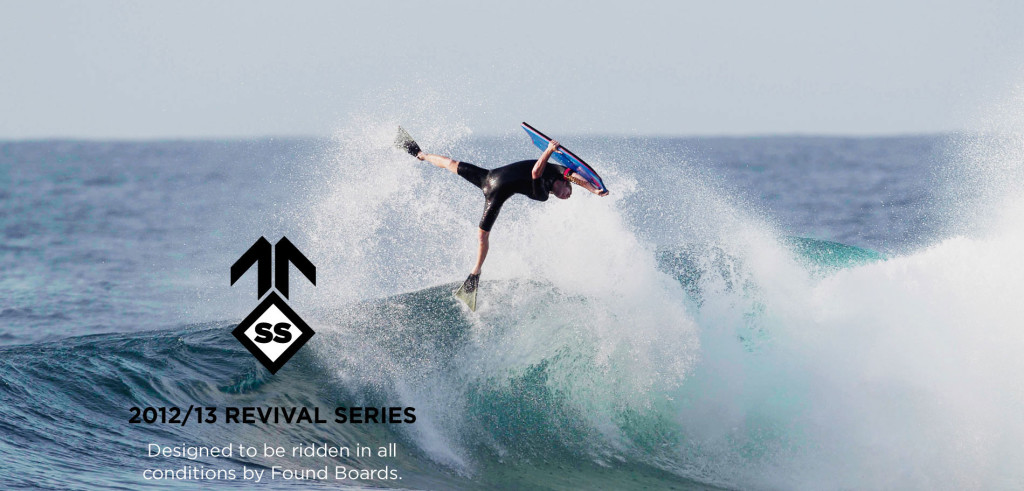 Found Bodyboards Revival Series